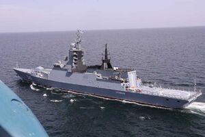 فیلم/ گزارش شبکه چینی از رزمایش دریایی ایران و روسیه