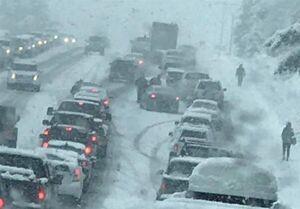 مرگ ۲۱ نفر در آمریکا بر اثر سرمای شدید