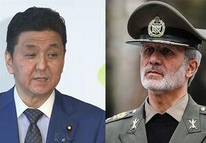 تأکید بر لزوم گسترش و تعمیق همکاری ایران و ژاپن