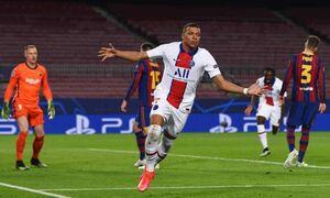 فیلم/ خلاصه دیدار بارسلونا ۱ - ۴ پاریسن ژرمن