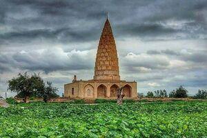 تلفیق هنر و اشکال هندسی در سرو خرامان معماری خوزستان +عکس