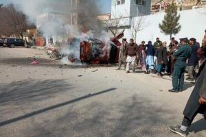 ۲ کشته در پی انفجارهای کابل