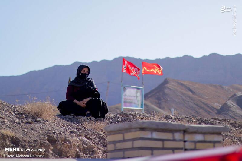 عکس/ اردوی جهادی در ۲4 کیلومتری