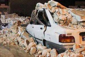 تأمین سیمان رایگان به زلزلهزدگان سی سخت