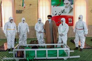 عکس/ تشییع پدر وزیر اطلاعات