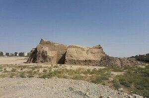 زور کمربندی قرچک به تپه باستانی پوئینک نرسید +عکس