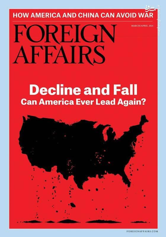 پاسخ فواد ایزدی به یک سوال درباره آینده آمریکا