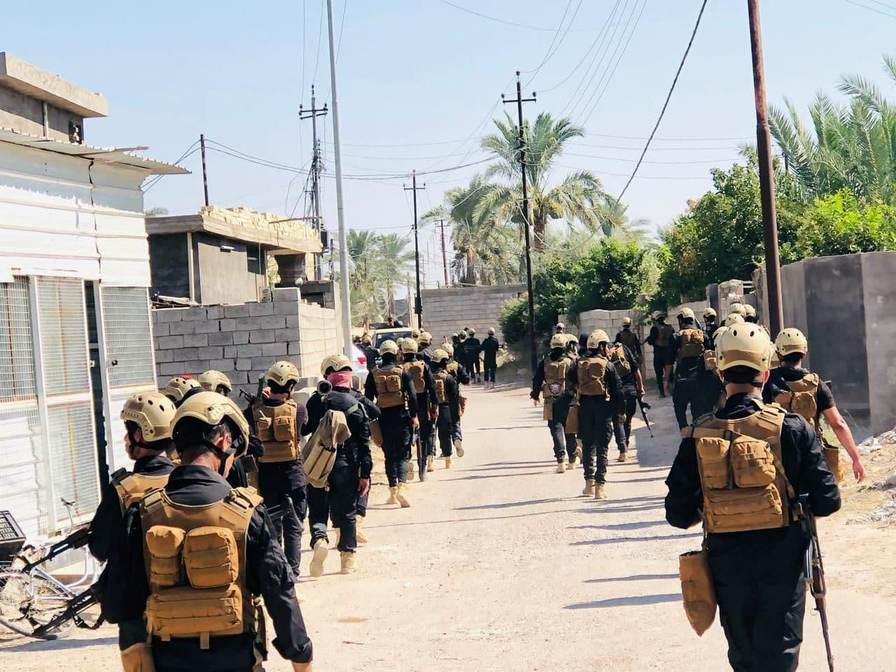 عملیات ویژه فرزندان «الطارمیه» در دروازههای شمالی پایتخت عراق/ جزئیات هلاکت ۵ فرمانده گروهک تروریستی داعش+ نقشه میدانی و عکس