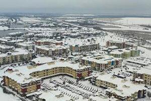 تصاویر عجیب و هوایی از لوئیسویل آمریکا
