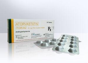 معرفی کامل داروی «آتورواستاتین»