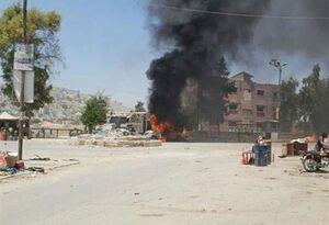 انفجار خودروی بمبگذاری شده در شمال حلب
