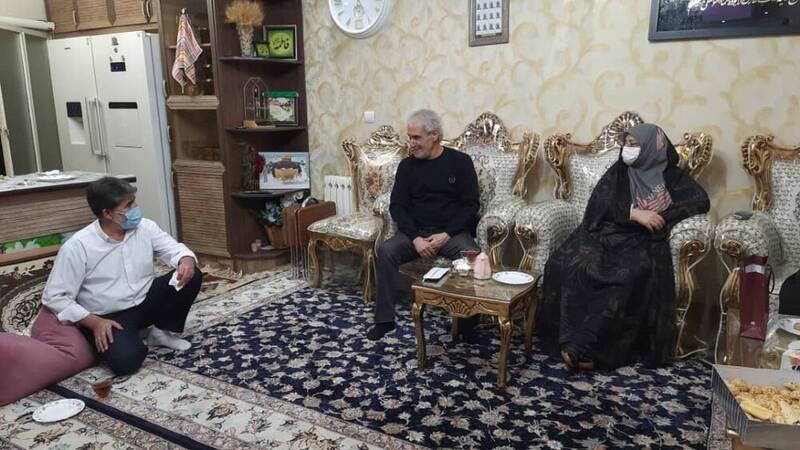 «کویتیپور» در خانه نخبه ایرانی که پایش به سوریه باز شد + عکس