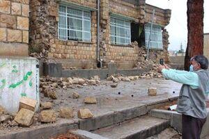 فیلم/ درددل اهالی زلزلهزده سیسخت: فقط سپاه و بسیج به کمکمان آمدند