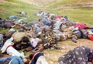 مدعیان حقوق بشر در فاجعه سردشت و حلبچه کجا بودند؟+عکس