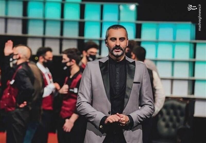 علیرام نورایی در سریال پیچیده ابوالقاسم طالبی