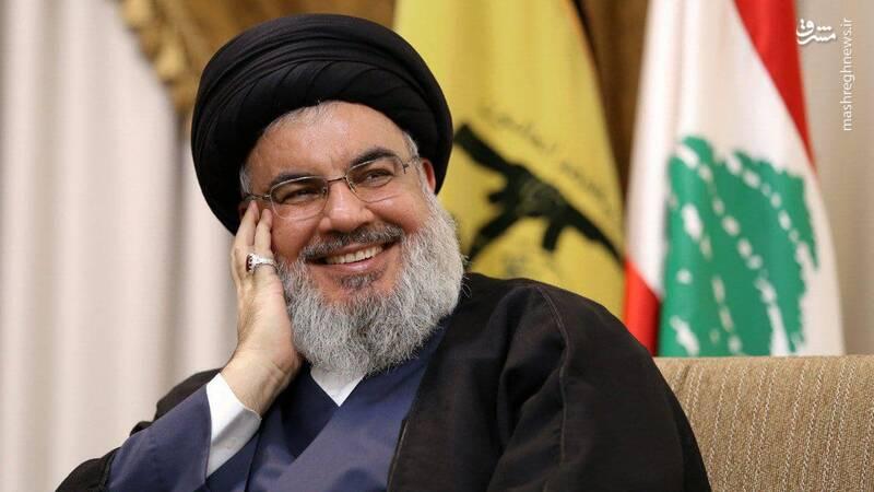 ابراز ارادت لبنانیها به سیدحسن نصرالله در توییتر