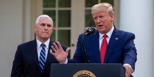 دادگاه عالی آمریکا اسناد مالیاتی ترامپ را افشا میکند
