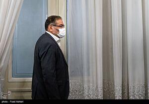 شمخانی برای بیانیه آژانس و دولت به مجلس میرود