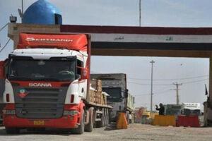 ۴ مرز ایران و عراق به روی مسافران بسته شد
