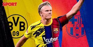 چرا هالند بهترین گزینه خرید برای بارسلوناست؟