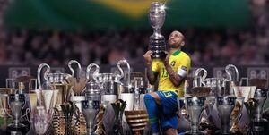 بازیکنانی با بیشترین جام در قرن ۲۱/ شش بازیکن بالاتر از رونالدو +عکس
