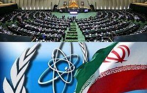 مذاکرات ایران با آژانس کارآمدترین شیوه برای اجرای کامل مصوبه مجلس است