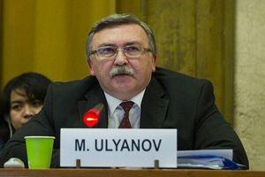واکنش اولیانوف به سفر مدیرکل آژانس بینالمللی انرژی اتمی به ایران