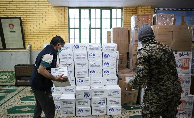 بازهم بحران؛ بازهم امدادرسانی از سپاه