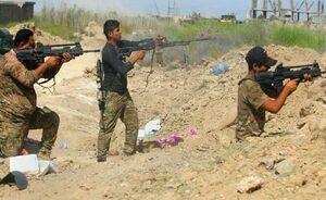 آغاز درگیریهای شدید ارتش و داعش در «الطارمیه» عراق