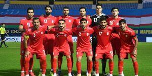 تاریخ برگزاری دیدار تدارکاتی تیم ملی فوتبال ایران با سوریه مشخص شد