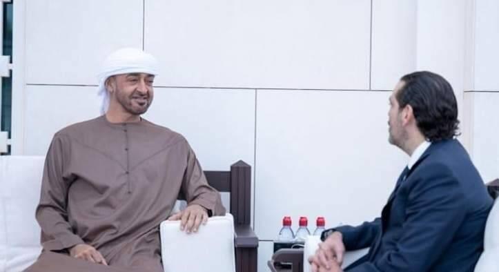 الحریری دست خالی از امارات بازگشت