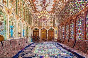 یکی از زیباترین خانههای ایران در قاب دوربین