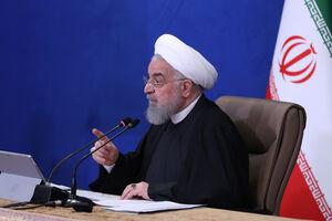 فیلم/ روحانی: پاسخ صهیونیستها را میدهیم
