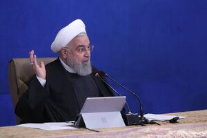 فیلم/ روحانی: مرغ را هم تحریم کردند