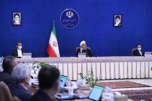 جلسه هیئت دولت روحانی