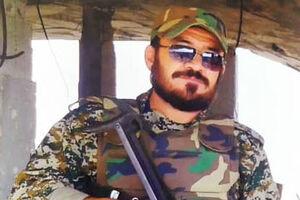 شهید مدافع حرم فاطمیون خادم حسین جعفری و خانواده - کراپشده