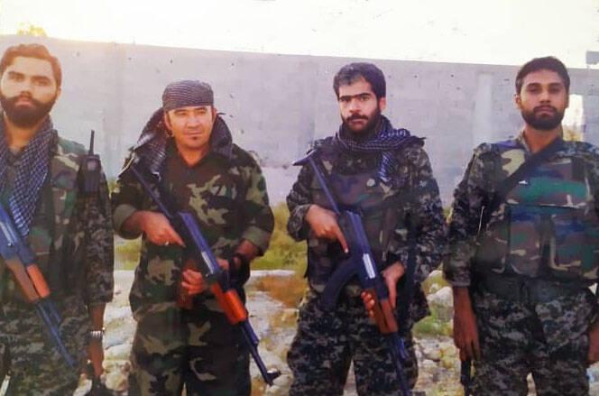 شگردهای یک مدافع حرم برای فرار از خانه! + عکس