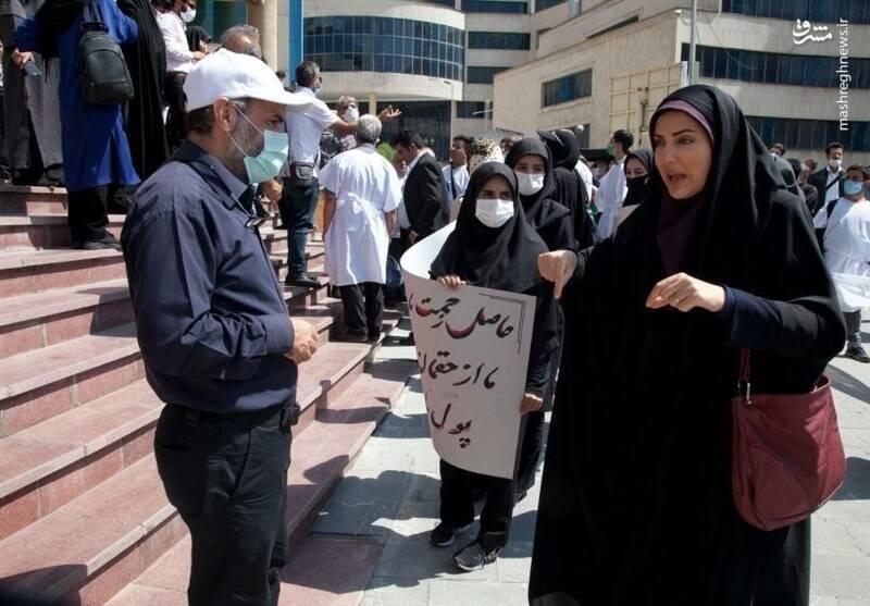 احمد میراحسان:چرا من دادستان را میستایم