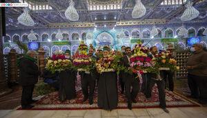 عکس/ کربلا در روز میلاد حضرت علی(ع)