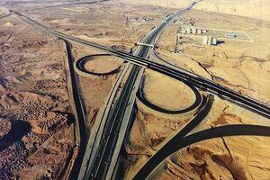 وزیر راه و شهرسازی: در ساخت آزادراه غدیر رکورد تاریخی زدیم