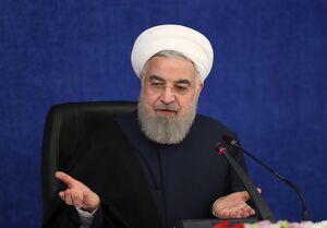 روحانی: آزادراه غدیر به بار ترافیکی تهران- کرج کمک میکند/دستور کاهش ۲۵ درصدی نرخ عوارضی آزادراه غدیر