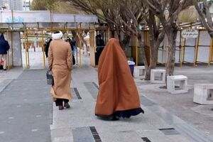 عکس/ عاشقانه یک روحانی برای همسرش