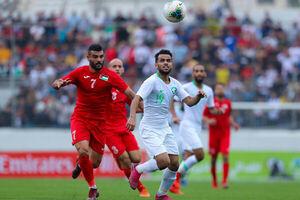 موافقت فدراسیون فوتبال فلسطین با درخواست عربستان