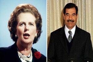راز سکوت «مارگارت تاچر» در برابر صدام فاش شد