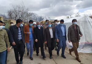جزئیات بازدید نمایندکان مجلس از منطقه زلزلهزده سیسخت
