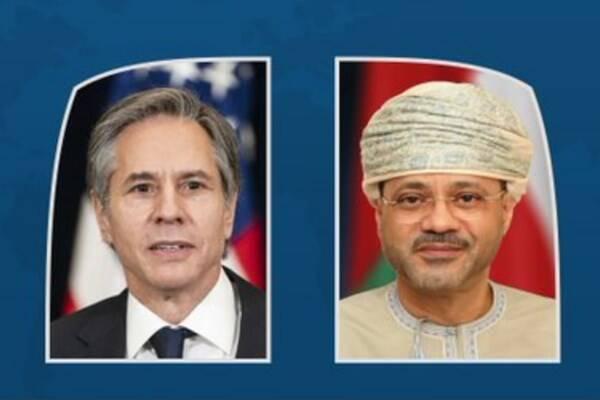 قدردانی آمریکا از عمان به دلیل میانجیگری