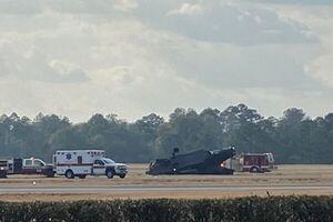 سانحه هوایی در آلاباما آمریکا/یک فروند بالگرد با ۲سرنشین سقوط کرد
