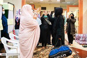 ماجرای غافلگیری ۸ مادر زندانی با حکم آزادی +عکس