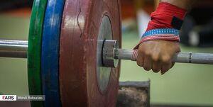 فیلم/ شکستن دست وزنهبردار ایرانی در هنگام وزنهزدن در مسابقات تاشکند