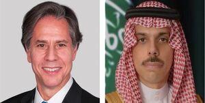 گفتوگوی تلفنی وزیر خارجه آمریکا با همتای سعودی